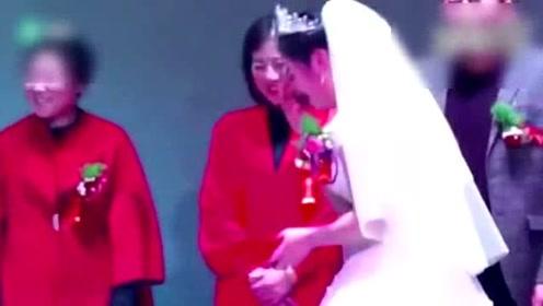 第一次结婚没什么经验,让大家见笑了!