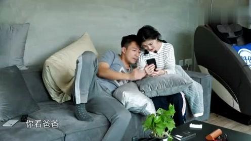 大S,汪小菲抢着要和女儿视频通话