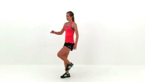 7分钟快速燃脂训练,经典消耗脂肪练习,标准动作