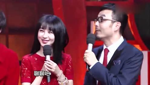 """李菲儿被拉红线,汪涵撮合钱枫表白,上演""""菲锋""""恋!"""