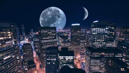 如果-地球有两个月亮