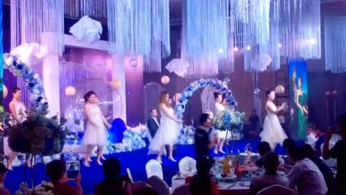 现在结婚,你必须精通各种类型舞蹈才行!
