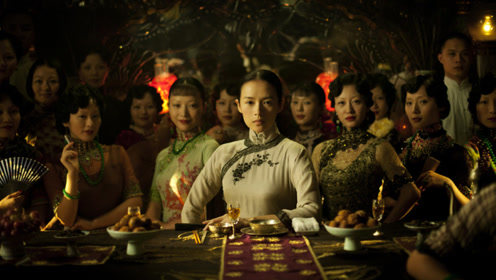 章子怡的《金陵十三钗》,冲着这个镜头,好想再看一次!
