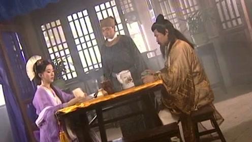 小李飞刀:林诗音要挟钦差大臣救表哥!感动