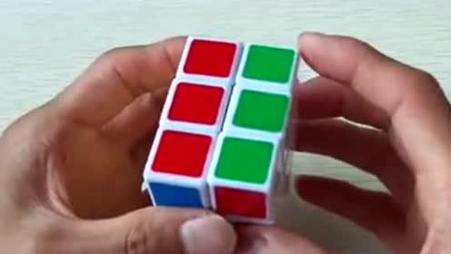 魔方教程:简单易学的233魔方视频基础教程2