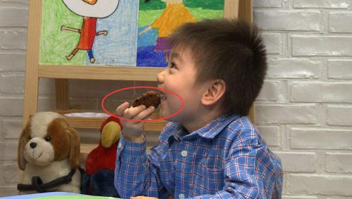 这种零食,医生不让自家孩子碰,你却怕孩子不够吃