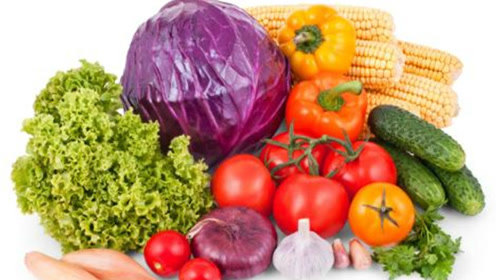 中老年人多吃绿色的蔬菜,可以预防眼部炎症、白内障等眼科疾病