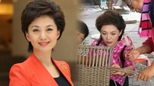 央视一姐海霞回家干农活 网友惊叹比电视上漂亮多了