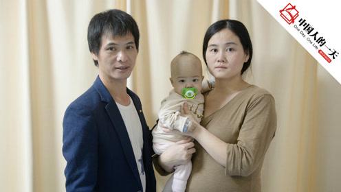 女童不满周岁患重症开刀换肝 父母抢着为她割肝