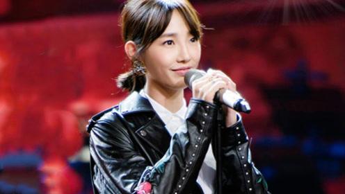 34岁白百合东山再起,没想到她唱歌竟然这么好听!