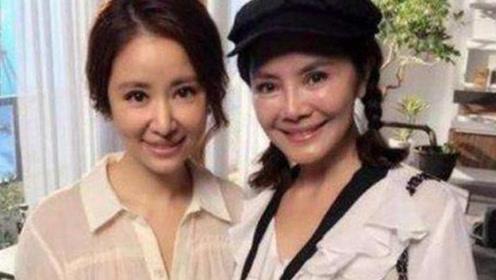 林心如71岁婆婆年轻漂亮 和42岁林心如好像姐妹