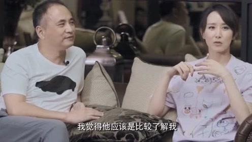 朱兆祥聊胡静拍戏时遭受的事一脸心疼 两人决定结婚竟是因为流星
