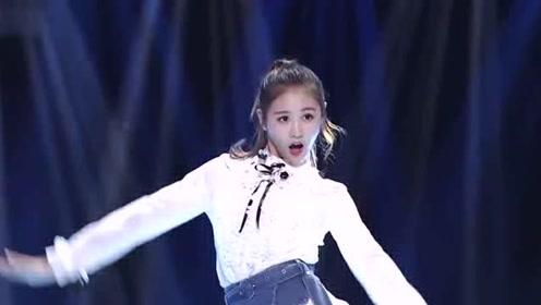 王芷嫣舞蹈表演《学喵叫》