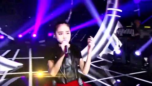 小女孩唱功堪比专业歌手!张杰也赞不绝口!
