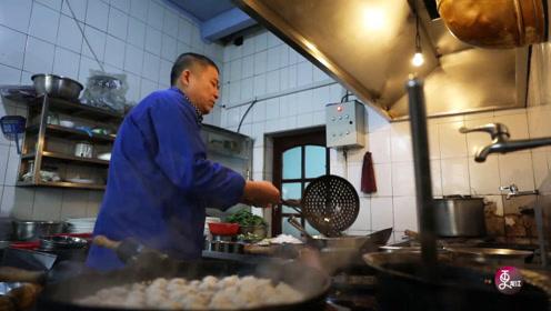 黑龙江国营老饭店,菜单、口味40年没变,有人吃红了眼眶