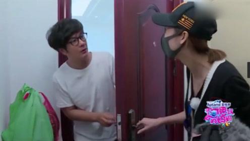 蒋丽莎发高烧来见老公,陈浩民却把她关在门外,真相原来是这样!