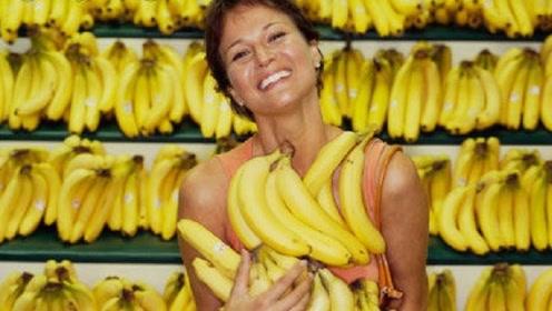 每天吃一根香蕉会有这4种好处 难怪称为快乐水果