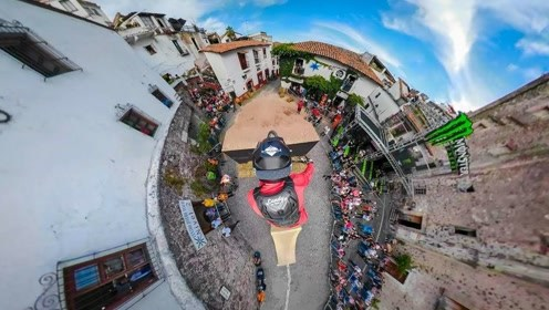 GoPro 获奖短片:极窄城市山地骑行