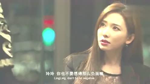 经纪人让她们姐妹同台演戏,玲玲怕记者说她炒作,表示强烈反对