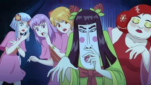 乌龙院:树妖现身,吓破林公公一行人的胆