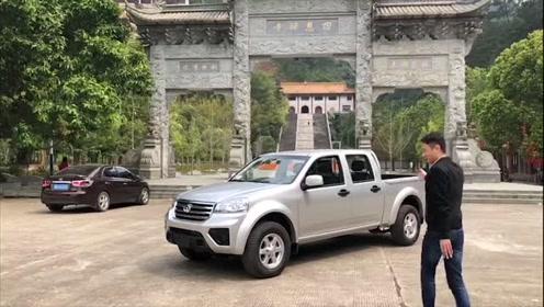 【粤爱车生活】十万块长城皮卡自驾游体验