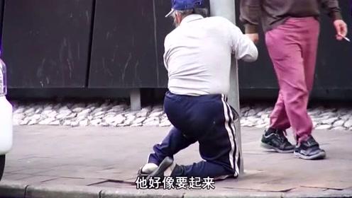 雷探长日本陷入碰瓷圈套,好心老人帮忙解围!