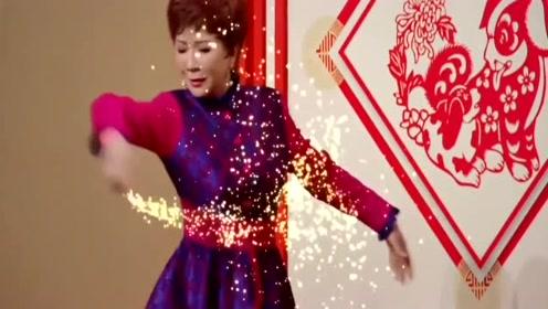 蔡明老师表演的好美,大张伟竟完全能理解!