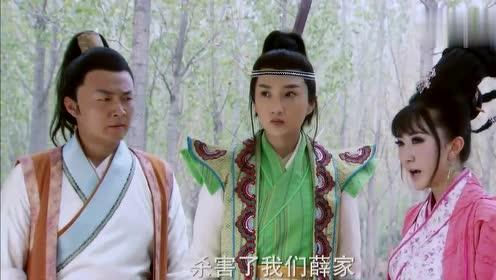 薛刚的儿子长大了本事不小,武三思一听来了劲,要好好会一会