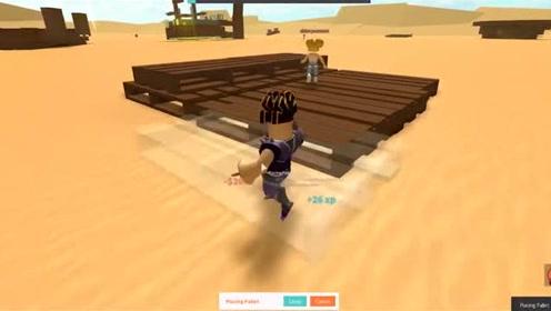 屌德斯解说:Roblox造船模拟器 海贼兄妹疯狂拆船