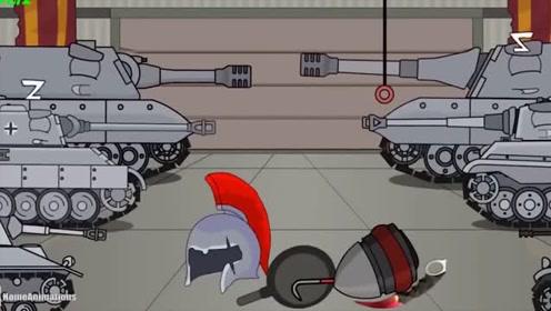 坦克世界:平底锅加爪刃德系果然盛产发明家