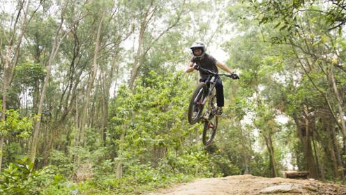 山地自行车的小天堂,给你一天的肾上腺素飙升!