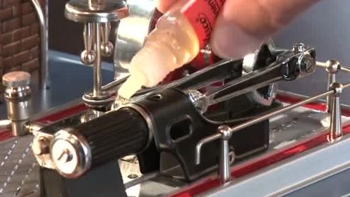 科技探索:微观机械我只服欧美,简直就是真正机械的缩小版!