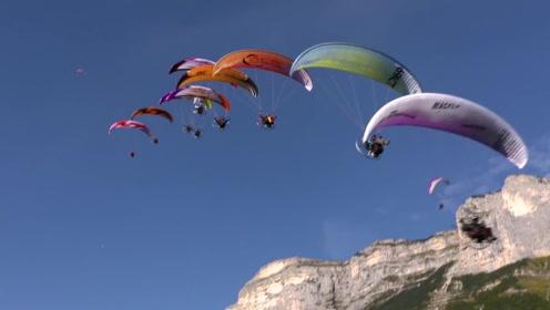 全球最古老、影响力最大的自由飞行大会-伊卡洛斯飞行节