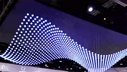 能漂浮的灯饰,奇妙的视觉感受!