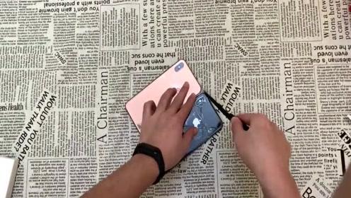 """12999元买的""""苹果折叠屏手机""""开箱,上手的一瞬:还有这操作?"""