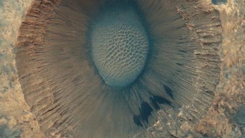 空中航拍:令人敬畏的梅里迪亚尼平原火山口,大自然创造的杰作!