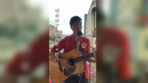 网红小伙翻唱闽南歌曲,这唱功也没谁了,太有才了