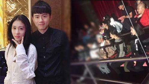 被传和张杰关系暧昧?张碧晨亲赴演唱会现场和谢娜坐一起