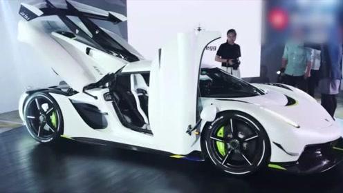 这台车比10台法拉利还贵!但还是一下子被抢光了!