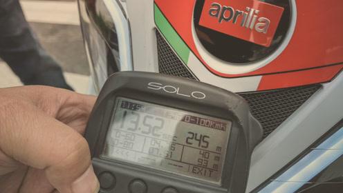 骑士网实测:阿普利亚SRMAX300百公里性能测试