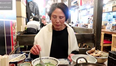 东京VLOG|年轻20岁 是我送给妈妈的母亲节大礼