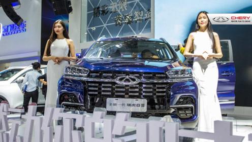 同级最强动力,L2级别自动驾驶加持,全新一代瑞虎8预售11.99万起