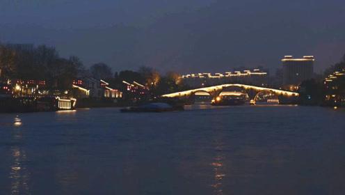 牛!这次杭州人送了大运河一个礼物……