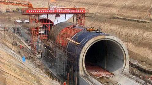 我国又一超级工程,规模比港珠澳大桥还要大,美国:中国太疯狂了!