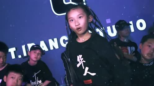 TI舞蹈工作室杨玉帆、杨雅捷少儿集训Kids
