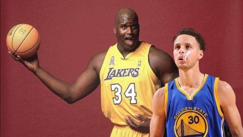 库尔西决打破NBA纪录,就是02年的奥尼尔都自愧不如!