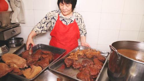 落魄的黑道大哥,50岁创业做小吃,从此改变命运,上演王者归来