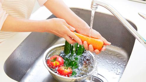 食物上可能会残留着许多有害物质,那我们应该如何清洗呢?