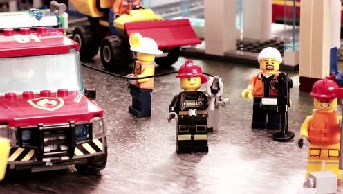 成为一名消防队员,果然和想象中的一样酷