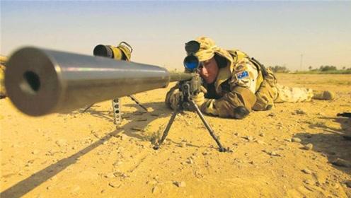 狙击手执行任务时,为什么瞄准的不是头部,反而是胸口